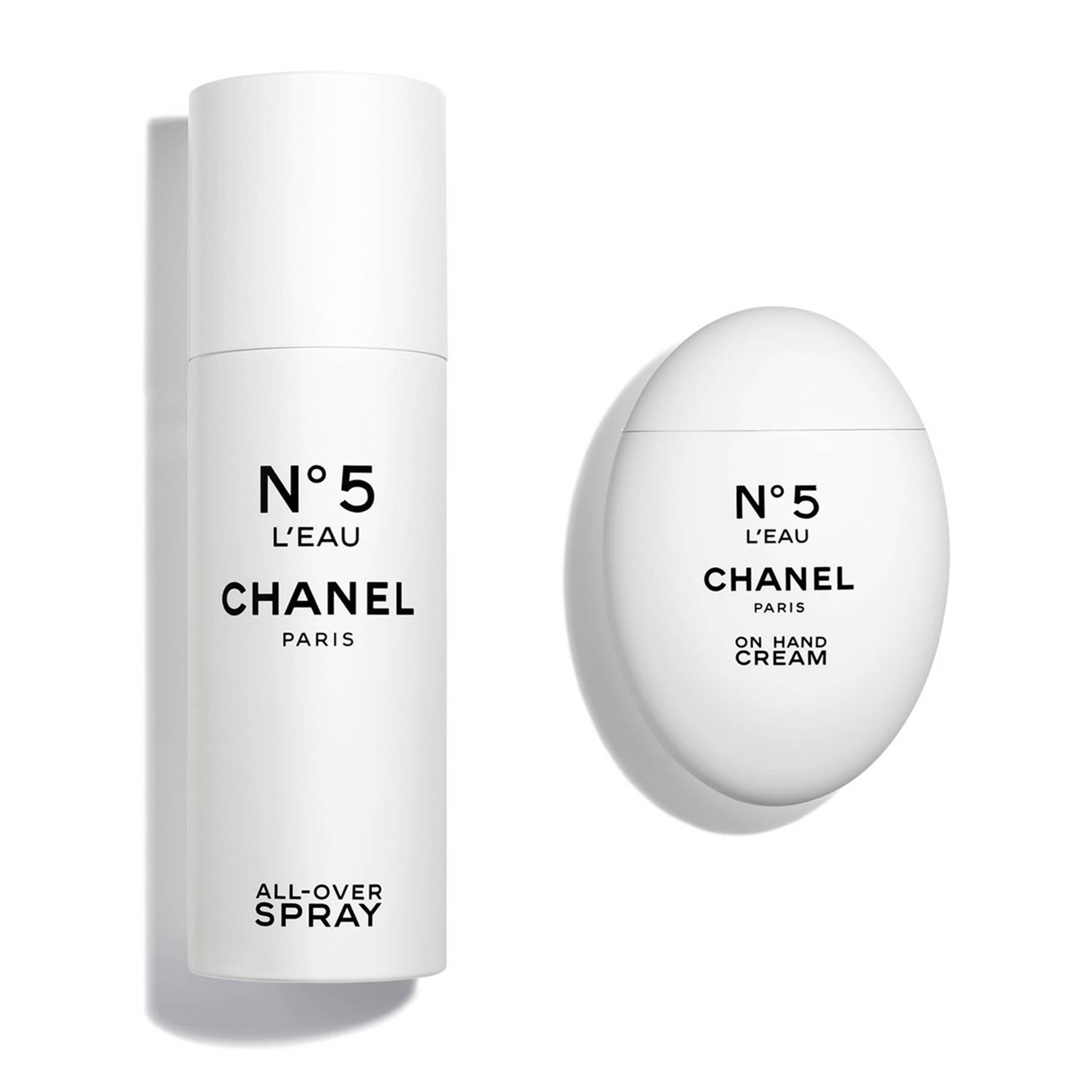 1f0bbe27e5 Chanel No 5 L'Eau spray | Tatler