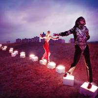 An Illuminating Path by David LaChapelle 1998