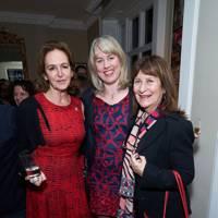 Caroline Michel, Gabrielle Walker and Baroness Kennedy