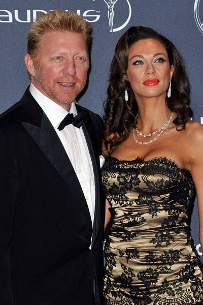 Boris and Sharlely Becker