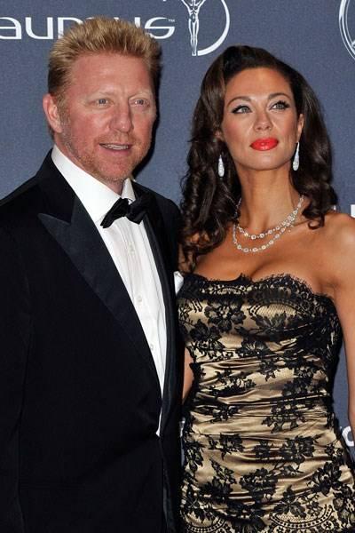 Boris and Sharlely Becker