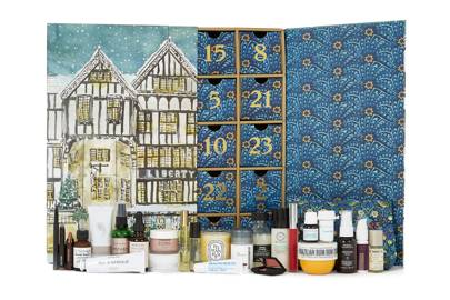 Liberty Advent calendar