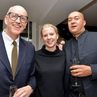 Dudley Dodd, Georgina Blackwell and Greg Walker