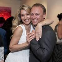 Stasha Palos and Tony Lewis