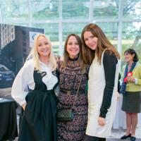 Emma Samuel, Clare Schifano and Renee Clark
