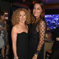 Yasmin Le Bon and Kelly Hoppen