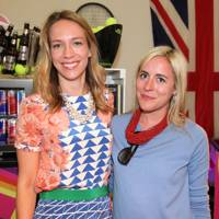 Bella Coates and Kate Buckle