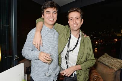 Dom Chung and Nick Grimshaw