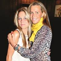 Maddison May Brudenell and India Hicks