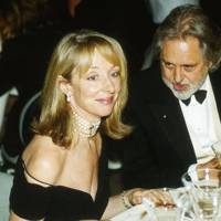 Lady Arnold and Sir David Puttnam
