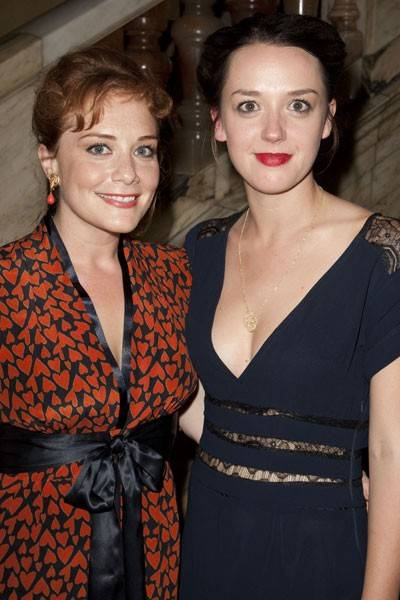 Charlotte Lucas and Jessica Ransom