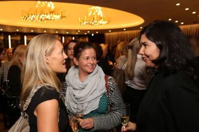 Sally Martin, Zoe Butt and Karina Stewart