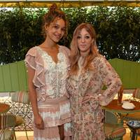 Izzy Bizu and Isabella Summers