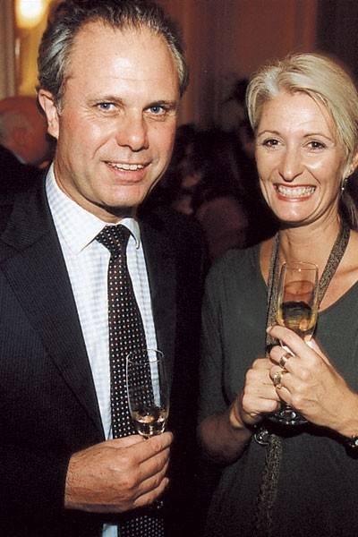 John Baugh and Mrs John Baugh