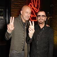 John Varvatos and Ringo Starr