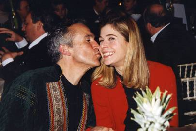 Stephen Bayley and Mrs Ben Gooder