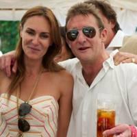 Laetitia Cash and Jolyon Fenwick