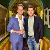 Oliver Proudlock and Stevie Johnston