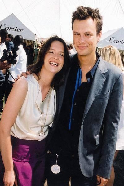 Arabella Musgrave and Robert Denning