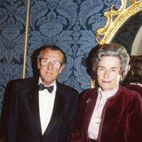 Countess Mountbatten of Burma and Lord Brabourne