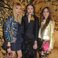 Sanne Vloet, Matilda Lowther and Audrey Nurit