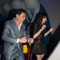 Andre Balazs and Annabelle Neilson