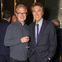 Bryan Ferry and Harry Enfield