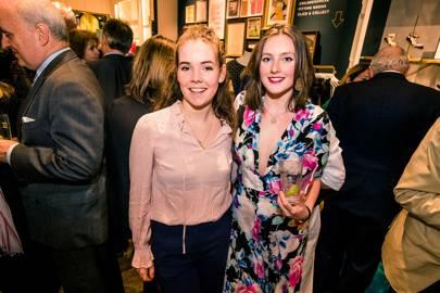 Anna Boden and Sophie Coleridge