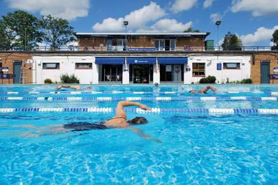 Outdoor swimming pools and lidos in london with brockwell - Best indoor swimming pools in london ...