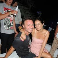 Pete Tong and Caroline Acosta