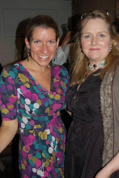 Camilla Jelbart Mosse and Charlotte Eagar