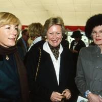 Mrs Richard Hambro, Lady Dulverton and Mrs Robert Ansell