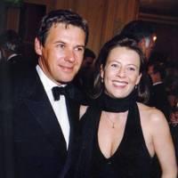 Charlie Gordon-Watson and Annabel Agnew