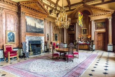 Knebworth House - Balmoral