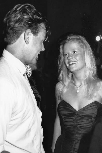 Nigel Venning and Kathleen Stuart-King