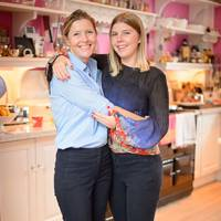 Sophie Conran and Coco Conran