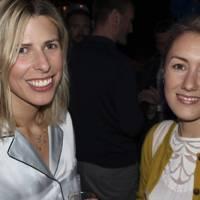 Anna Williamson and Kate Hassard
