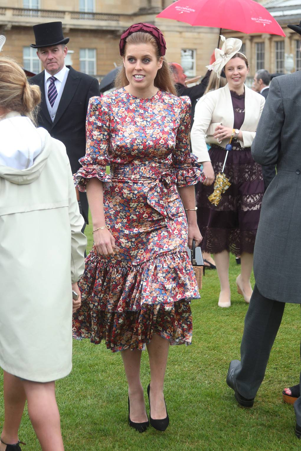 Princess Beatrice Style Transformation Tatler