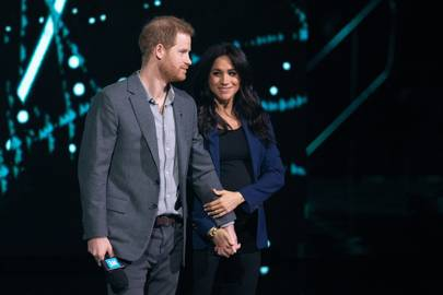 The Duchess of Sussex reportedly wants an American nanny