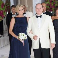 Princess Charlene and Prince Albert II