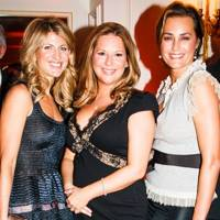 Natalie Livingstone, Lady Dunstone and Yasmin Le Bon