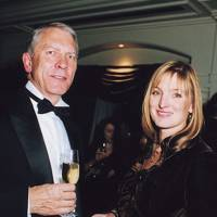 Richard Anderson and Mrs Richard Anderson