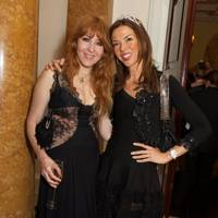 Charlotte Tilbury and Heather Kerzner