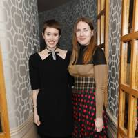 Ellie Pithers and Naomi Smart