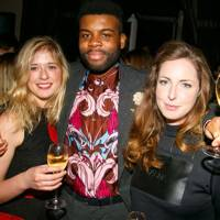 Kat Manchip, Barima Edusei and Rose Farquhar