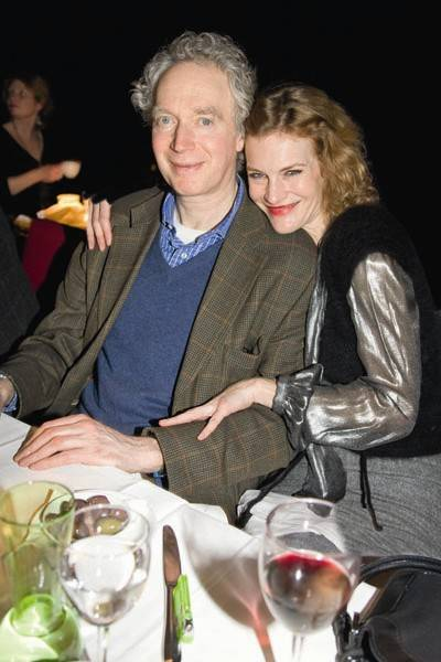 Charles Cholmondeley and Natasha Zupan