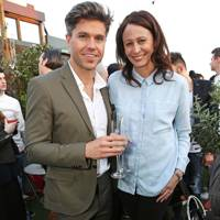 Darren Kennedy and Caroline Rush