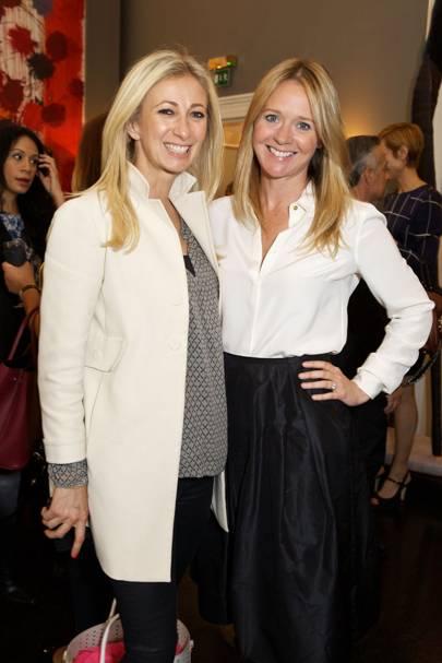 Jenny Halpern Prince and Kate Reardon