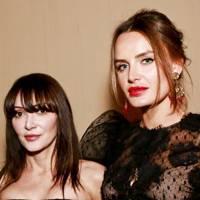 Annabelle Neilson and Masha Markova Hanson