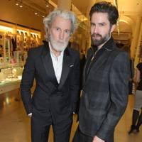 Aiden Shaw and Jack Guinness